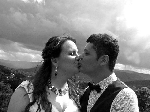 Le mariage de Céryl et Elodie à Gérardmer, Vosges 34