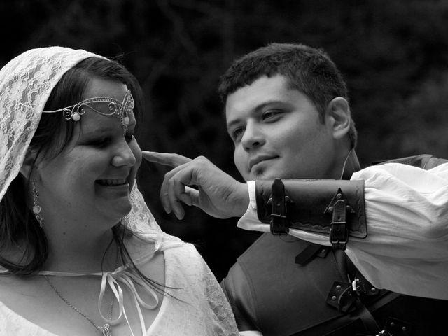 Le mariage de Céryl et Elodie à Gérardmer, Vosges 39