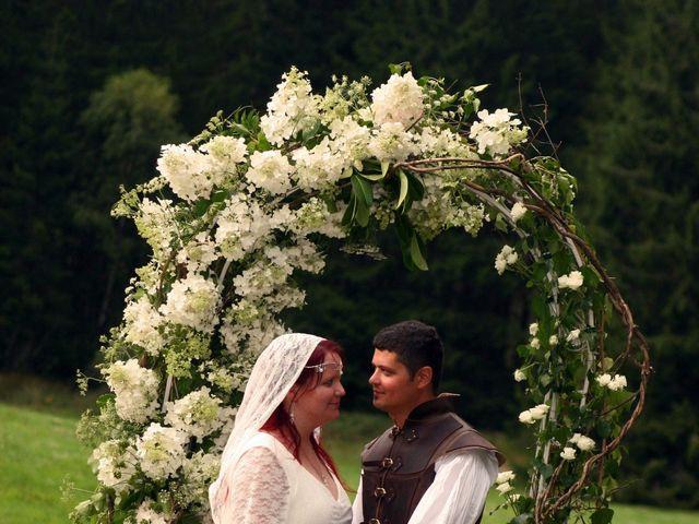 Le mariage de Céryl et Elodie à Gérardmer, Vosges 44
