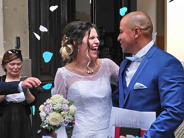 Le mariage de Virginie  et Wilfrid