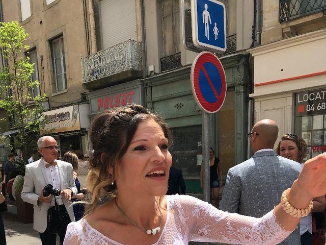 Le mariage de Wilfrid et Virginie  à Carcassonne, Aude 17