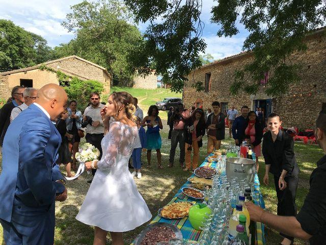 Le mariage de Wilfrid et Virginie  à Carcassonne, Aude 27