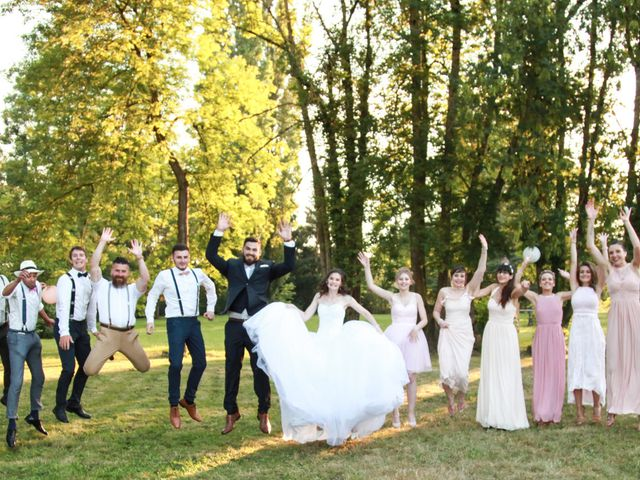 Le mariage de Guillaume et Victorine à Épineuil, Yonne 5