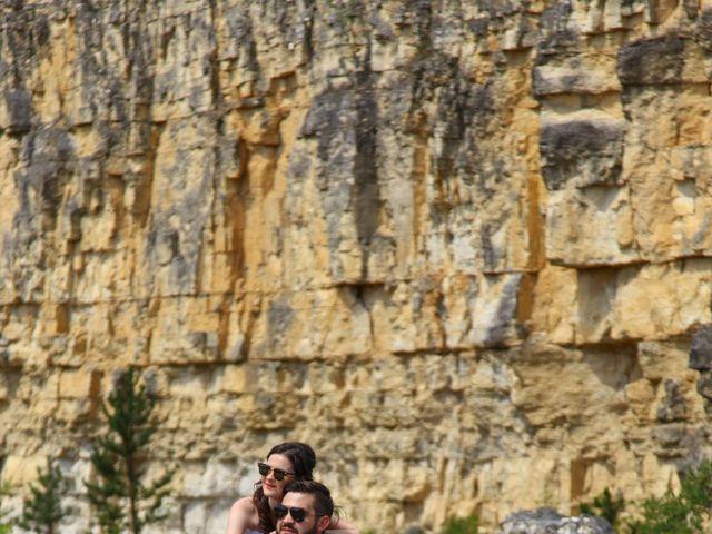 Le mariage de Guillaume et Victorine à Épineuil, Yonne 8