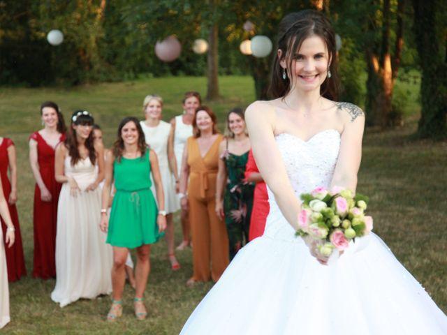 Le mariage de Guillaume et Victorine à Épineuil, Yonne 17