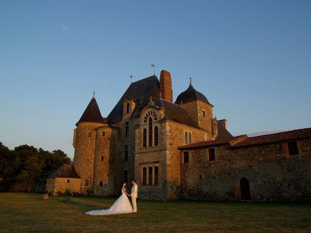 Le mariage de Antoine et Mathilde à La Roche-sur-Yon, Vendée 36