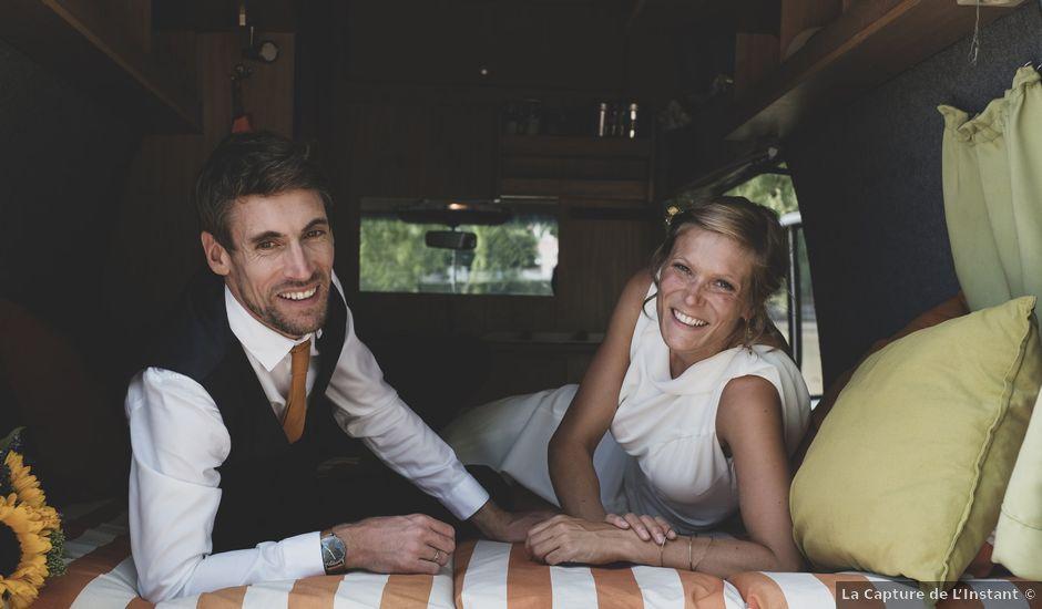 Le mariage de Pierrick et Rebecca à Souvigny-en-Sologne, Loir-et-Cher