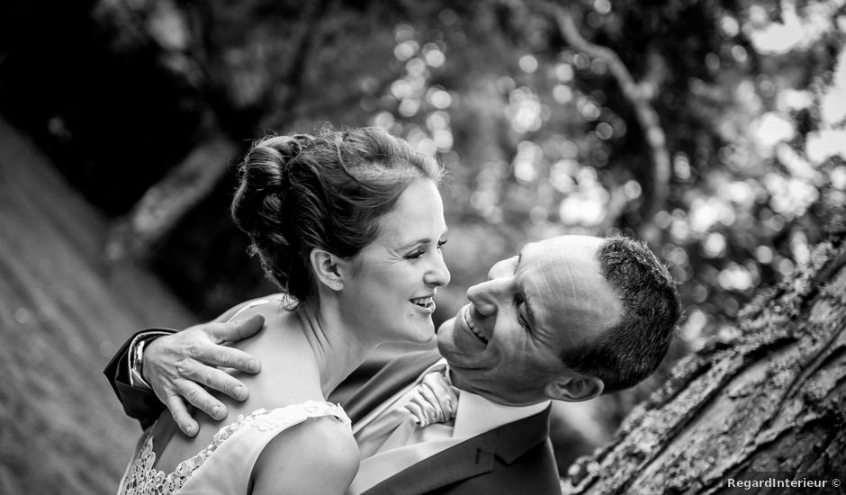 Le mariage de Yann et Maëlle à Saint-Rémy-sur-Creuse, Vienne