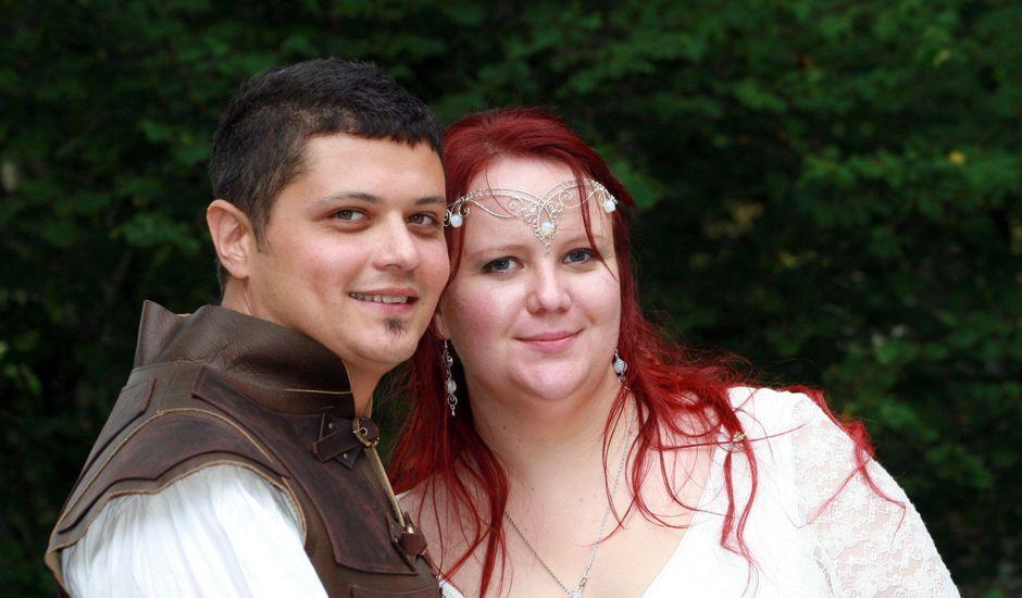 Le mariage de Céryl et Elodie à Gérardmer, Vosges