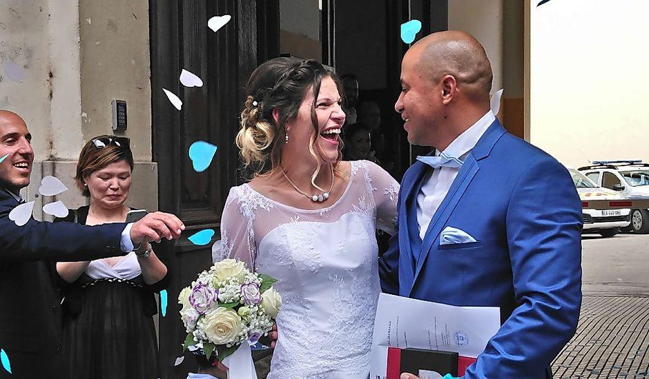 Le mariage de Wilfrid et Virginie  à Carcassonne, Aude