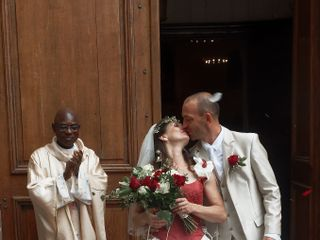 Le mariage de Séverine et Sébastien 1