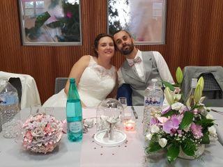Le mariage de Aline et Jonathan