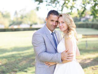 Le mariage de Nina et Vincent