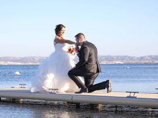 Le mariage de Cynthia et Anthony