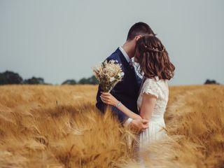 Le mariage de Laurianne et Henrick
