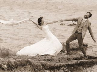 Le mariage de Jenny et Nicolas