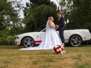 Le mariage de Samantha et Guillaume  2
