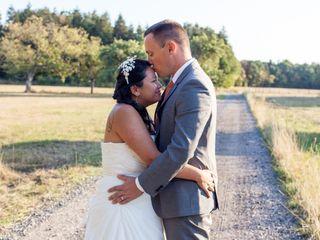 Le mariage de Aveline et Étienne
