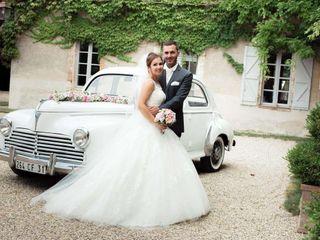 Le mariage de Caroline et Cyril