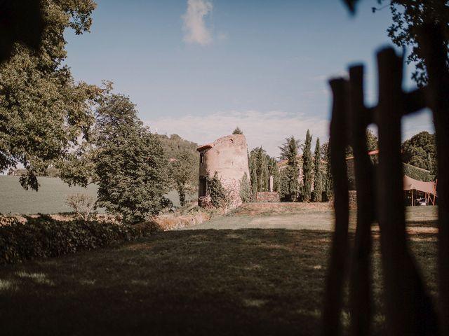 Le mariage de Johann et Marion à Usson, Puy-de-Dôme 1