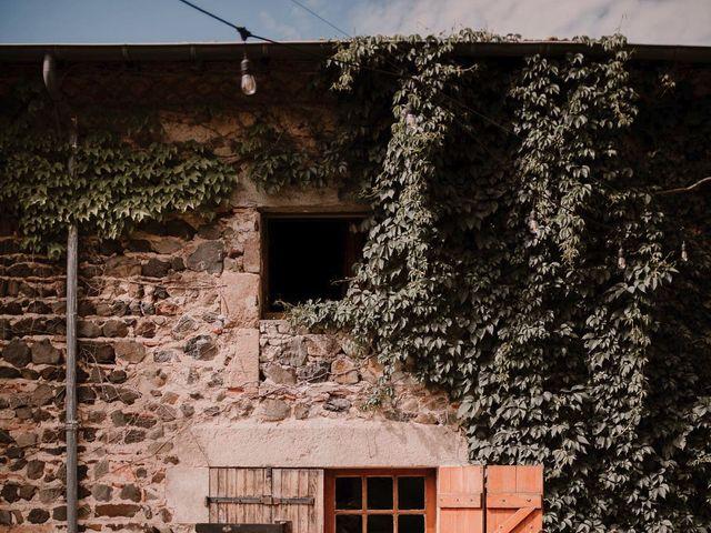 Le mariage de Johann et Marion à Usson, Puy-de-Dôme 27