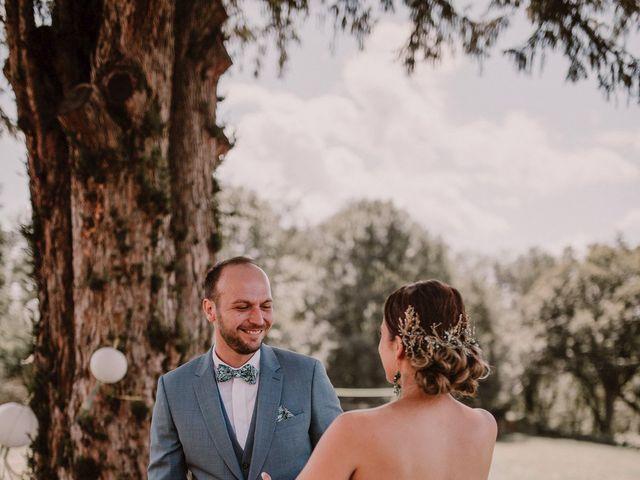 Le mariage de Johann et Marion à Usson, Puy-de-Dôme 50