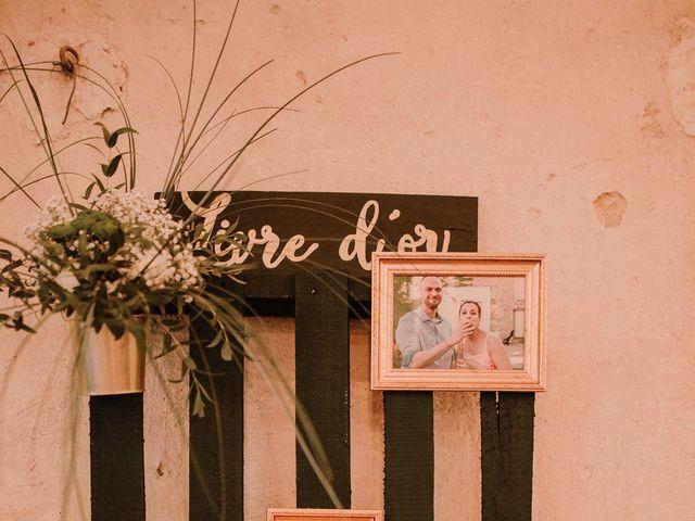 Le mariage de Johann et Marion à Usson, Puy-de-Dôme 108