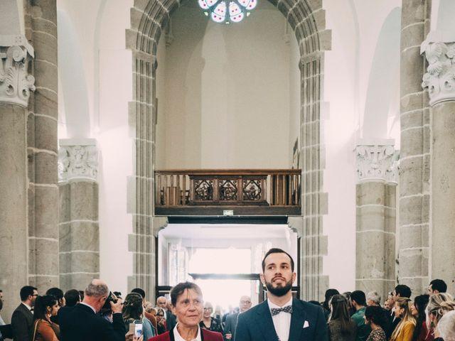 Le mariage de Mathieu et Manon à Saint-Genest-Malifaux, Loire 25