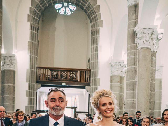 Le mariage de Mathieu et Manon à Saint-Genest-Malifaux, Loire 26