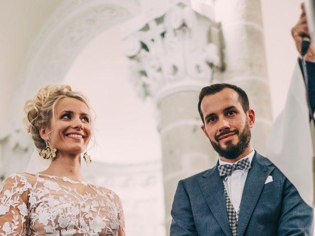 Le mariage de Mathieu et Manon à Saint-Genest-Malifaux, Loire 30