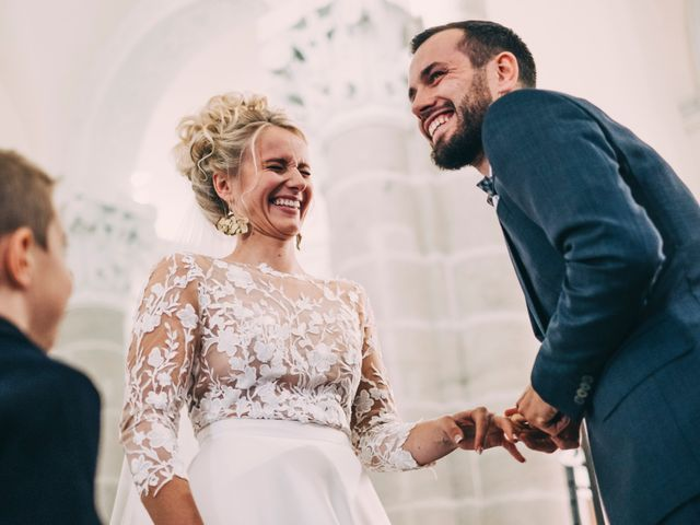 Le mariage de Mathieu et Manon à Saint-Genest-Malifaux, Loire 32