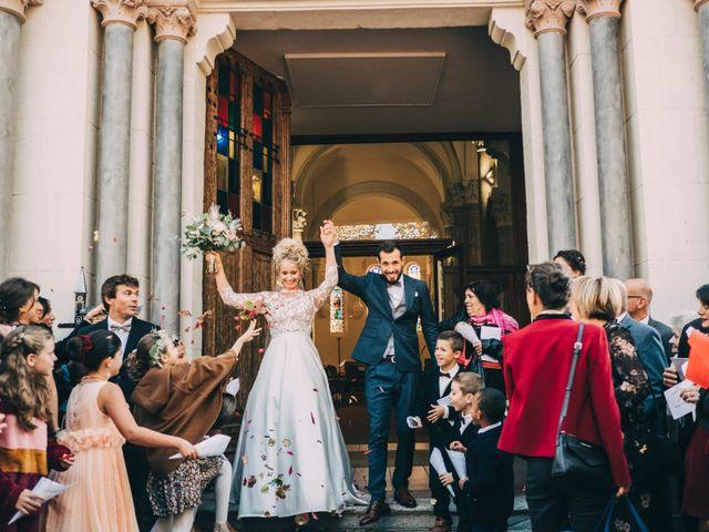 Le mariage de Mathieu et Manon à Saint-Genest-Malifaux, Loire 34