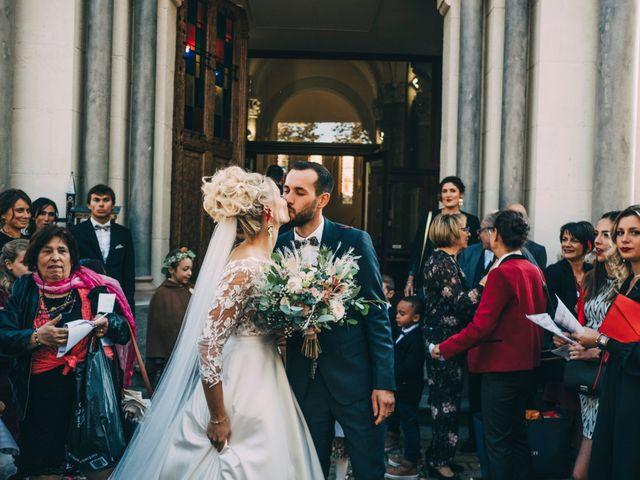Le mariage de Mathieu et Manon à Saint-Genest-Malifaux, Loire 36