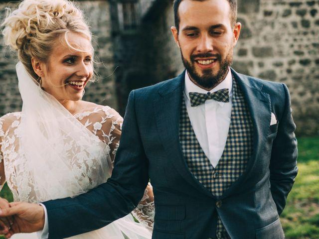 Le mariage de Mathieu et Manon à Saint-Genest-Malifaux, Loire 38