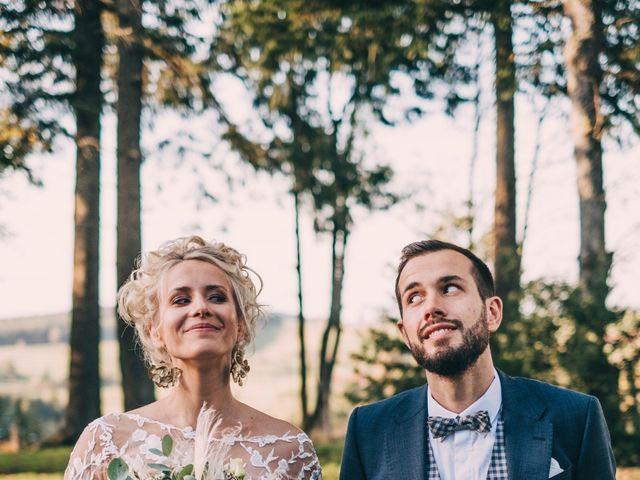 Le mariage de Mathieu et Manon à Saint-Genest-Malifaux, Loire 41