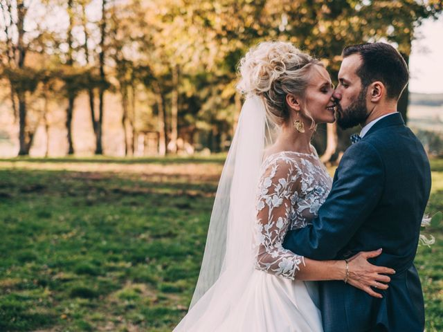 Le mariage de Manon et Mathieu