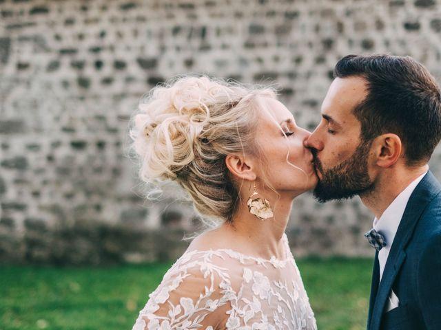Le mariage de Mathieu et Manon à Saint-Genest-Malifaux, Loire 46