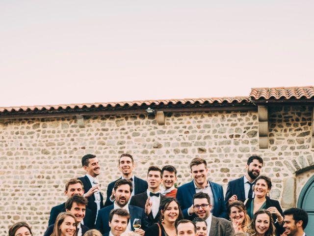 Le mariage de Mathieu et Manon à Saint-Genest-Malifaux, Loire 54