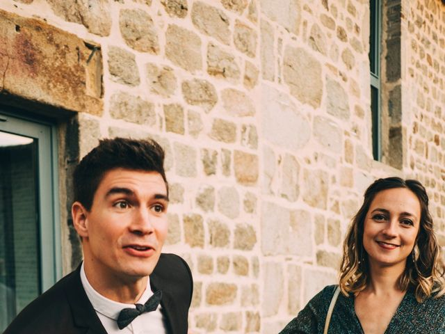 Le mariage de Mathieu et Manon à Saint-Genest-Malifaux, Loire 57