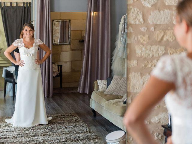 Le mariage de Mickaël et Gwenaelle à Bordeaux, Gironde 24