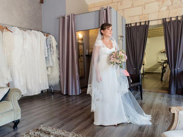 Le mariage de Mickaël et Gwenaelle à Bordeaux, Gironde 33