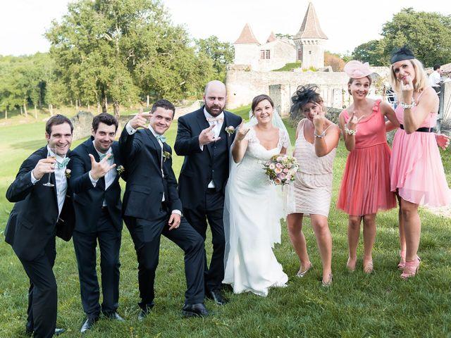 Le mariage de Mickaël et Gwenaelle à Bordeaux, Gironde 65