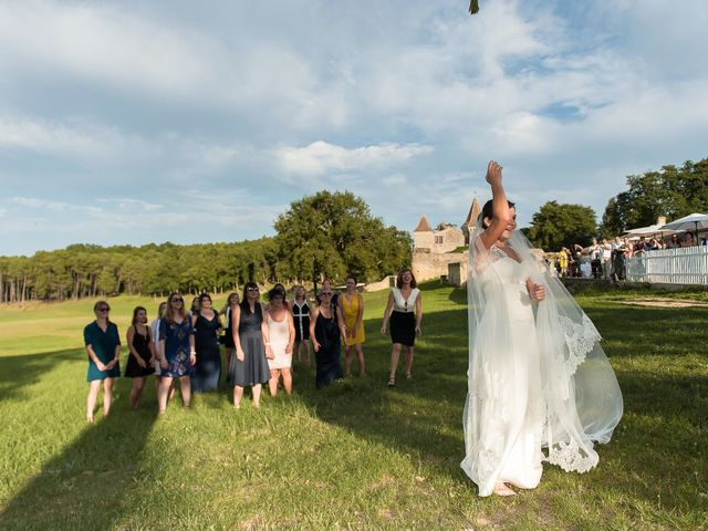 Le mariage de Mickaël et Gwenaelle à Bordeaux, Gironde 66