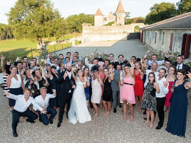 Le mariage de Mickaël et Gwenaelle à Bordeaux, Gironde 67