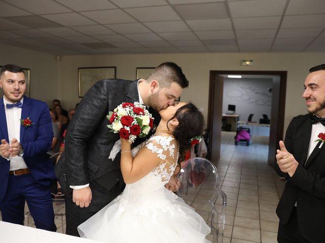 Le mariage de Anthony et Cynthia à La Fare-les-Oliviers, Bouches-du-Rhône 53