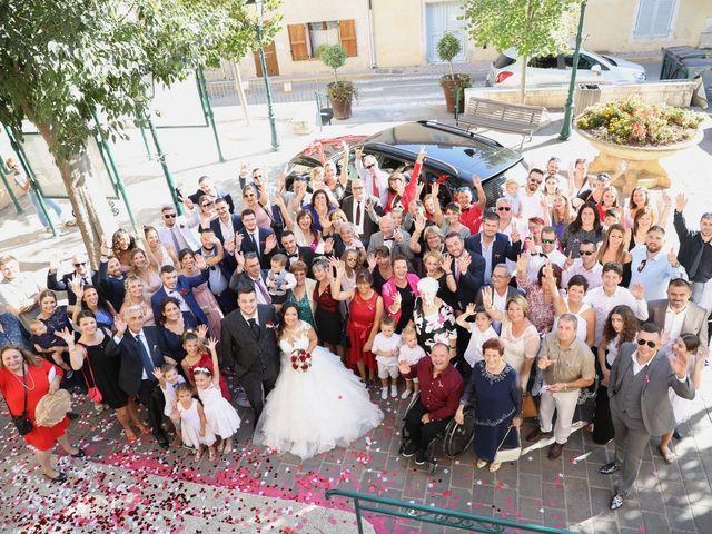 Le mariage de Anthony et Cynthia à La Fare-les-Oliviers, Bouches-du-Rhône 74