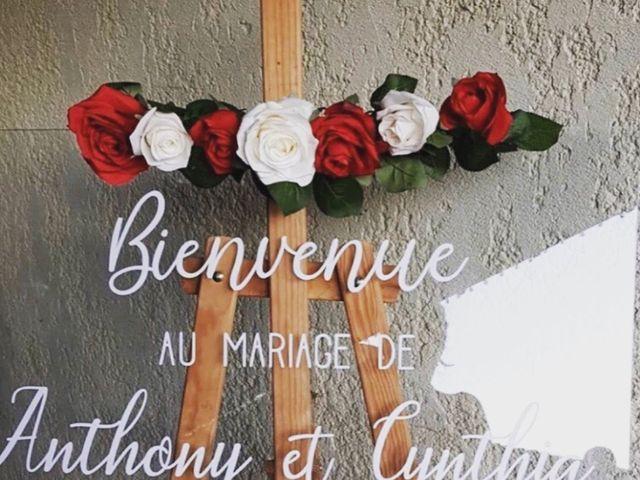 Le mariage de Anthony et Cynthia à La Fare-les-Oliviers, Bouches-du-Rhône 1