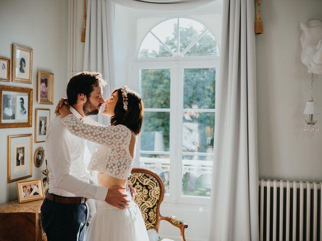 Le mariage de Bertrand et Chloé à Lemps, Ardèche 17