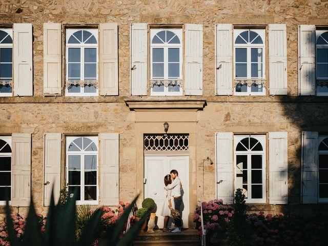 Le mariage de Bertrand et Chloé à Lemps, Ardèche 23