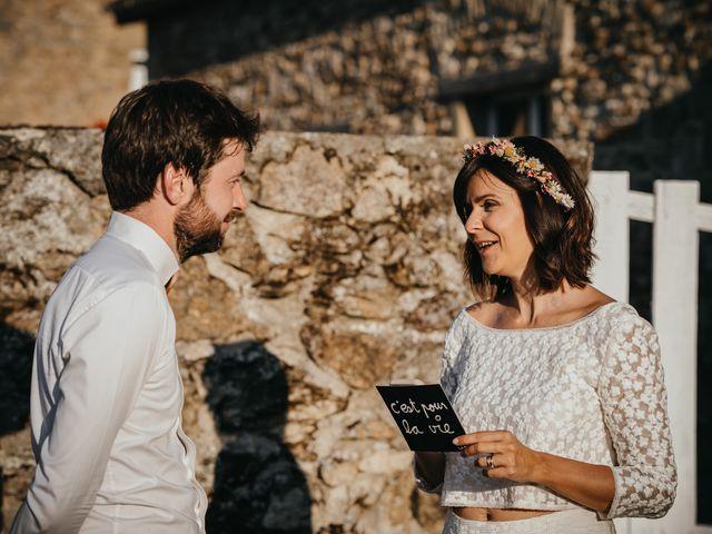 Le mariage de Bertrand et Chloé à Lemps, Ardèche 24